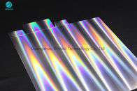 225g Holographic  Cardboard Cigarette Cases With Flip Greyboard Cig Packet